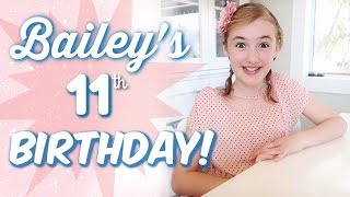 Download Bailey's Birthday SPECIAL! Video