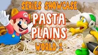 Download Super Mario Maker Series Showcase | PASTA PLAINS World 1 Video