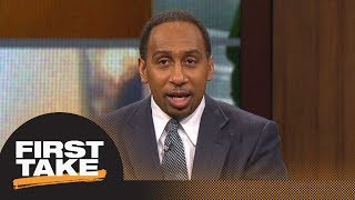Download Stephen A. Smith on LeBron James: He is in a 'no-win' situation with free agency | First Take | ESPN Video