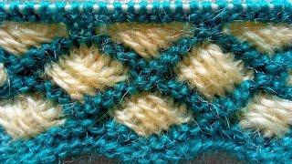 Download Pretty sweater design in two colour/दो रंग की आसान और खूबसूरत डिजाइन Video