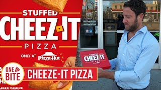 Download Barstool Pizza Review - Pizza Hut Cheeze-It Pizza Video