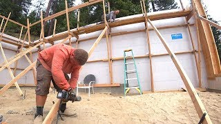Download Tomorrow is Concrete Pour Day and WE'RE NOT READY! Video