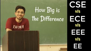 Download CSE vs ECE vs EEE vs EE | Which one is good for you ? Video