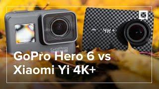 Download GOPRO Hero 6 Black kontra XIAOMI Yi 4K+ - co wybrać? Video