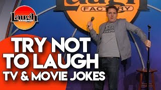 Download Try Not to Laugh | TV and Movie Jokes | Laugh Factory Stand Up Comedy Video