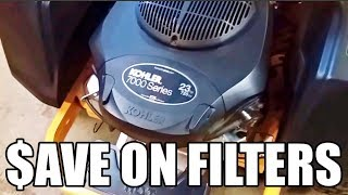 Download Kohler Filters: Watch This BEFORE you buy a Kohler oil filter at a big box store! Video