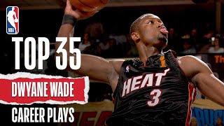 Download Dwyane Wade's Top 35 Plays of His Career! Video