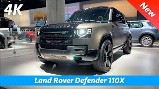 Download Land Rover Defender 2020 - FIRST in-depth look in 4K | Interior - Exterior (First Edition and X) Video