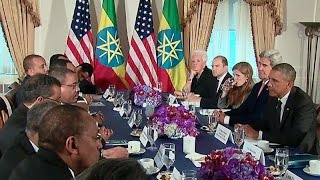 Download President Obama Meets with the Prime Minister of Ethiopia Video
