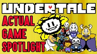 Download Undertale ACTUAL Game Spotlight Video