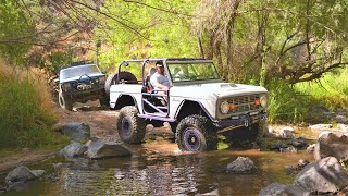Download Tonto National Forest, Arizona Off-road 4x4 Tour Video