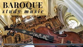 Download Baroque Music for Studying & Brain Power Video