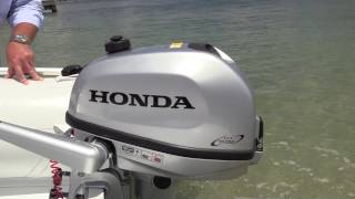 Download Honda Launches new 4HP 5HP and 6HP outboards Video