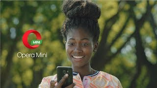 Download Save data with Opera Mini browser Video