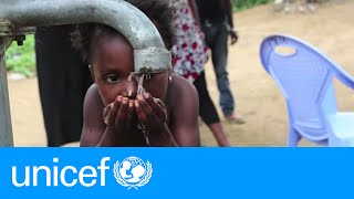 Download Drilling for safe drinking water in the DRC | UNICEF Video