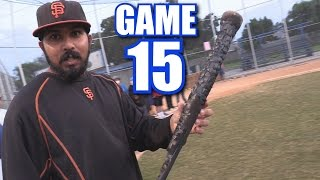 Download SWINGING A BURNT BAT! | On-Season Softball League | Game 15 Video