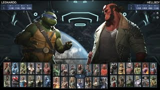 Download Injustice 2 - Todos los ataques especiales de los personajes + DLC (1080p 60fps) Video