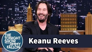 Download Keanu Reeves Almost Changed His Name to Chuck Spadina Video