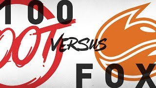 Download 100 vs. FOX - Week 8 Day 1 | NA LCS Summer Split | 100 Thieves vs. Echo Fox (2018) Video