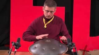 Download Hang drum solo | Harry Meschke | TEDxTUHH Video