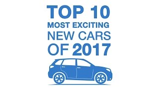 Download Top 10 most exciting new cars of 2017 Video