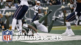Download Brandon Marshall Makes Spectacular TD Catch | Patriots vs. Jets | NFL Video