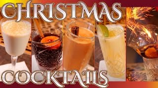 Download Christmas Cocktails Video