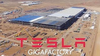 Download TESLA GIGAFACTORY: November 2016 Construction Update Video