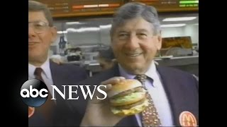 Download Big Mac Creator Jim Delligatti Dies Video