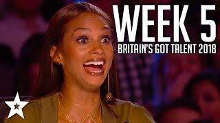 Download Britain's Got Talent 2018 | WEEK 5 | Auditions | Got Talent Global Video