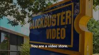 Download Digital Killed The Video Store (parody song paying tribute to Blockbuster) Video