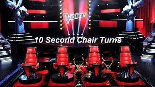 Download 10 Second Chair Turns Video