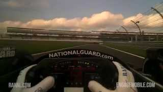 Download Engage Mobile presents - A Lap of the Indy Road Course by Graham Rahal with Google Glass Video