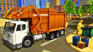 Download City Cleaner Garbage Truck - Driving Games   Best Kids Video Video