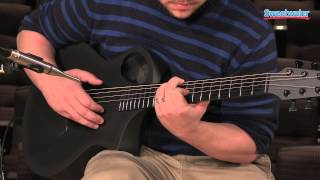 Download Composite Acoustics Cargo Acoustic-electric Guitar Demo - Sweetwater Sound Video