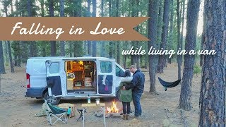 Download What Happens When You Fall in Love While Traveling? + Van Upgrades and Life Updates Video