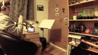 Download Medallion calls trumpet cover Video