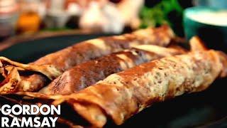 Download Spicy Potato Breakfast Pancakes - Gordon Ramsay Video
