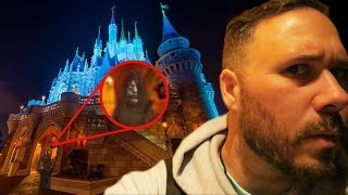 Download Exploring Disney World ALONE At 3AM (HAUNTED) Video