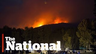 Download B.C. wildfires prompt state of emergency Video