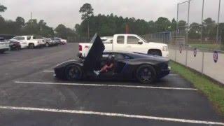 Download Yoenis Cespedes and his Lamborghini Aventador Video
