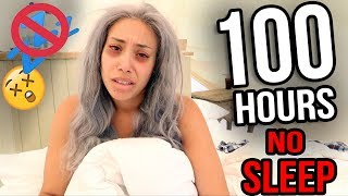 Download 100 HOURS WITH NO SLEEP 🚫😴 **EXTREME CHALLENGE** Video