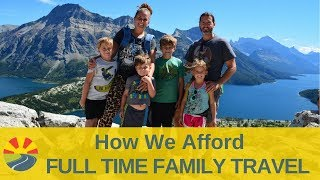 Download How We Afford Full Time RV Living (IN DETAIL - WITH REAL $ AMOUNTS) Video