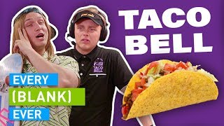 Download EVERY TACO BELL EVER Video