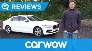 Download Volvo S90 2018 in-depth review | Mat Watson Reviews Video