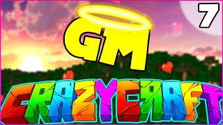Download Minecraft CRAZY CRAFT 3.0 SMP - ″GAMEMODE 1 DREAM″ - Episode 7 Video