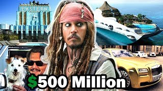 Download Johnny Depp's Lifestyle ★ 2018 Video
