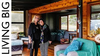 Download Tiny House Designed To Be Elderly / Disability / Mobility Friendly Video