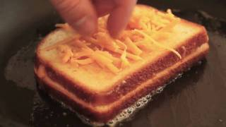 Download Inside-Out Grilled Cheese Sandwich - Ultimate Cheese Sandwich Video