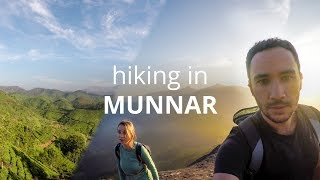 Download Hiking in Munnar, India Video